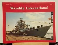 Pre-owned ~ Warship International No. 3, 1981 (On The Cover Russian Kashin)
