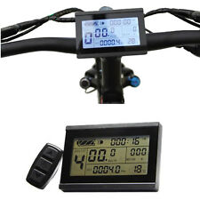 LCD3 24-48V KT Risunmotor Display Meter/Control Panel for Electric Bicycle eBike