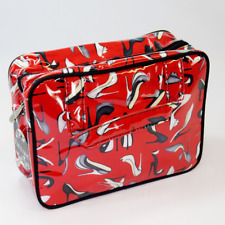 Party Shoes Cosmetic Make Up Travel Wash Bag