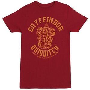 Harry Potter Gryffindor Quidditch Team T-Shirt