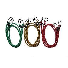 Juego de cuerdas elásticas ( pulpos ) 800mm. 6 unidades