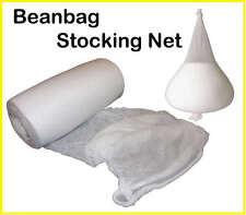 2 Metres Flexible Bean Bag Stocking Net Inter Liner