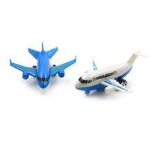 New Air Bus Model Kids Children Pull Back Airliner Passenger Plane Gift Toys VP