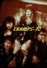 5x7   inch promo photo    THE CRAMPS LUX INTERIOR