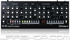 Roland SE-02 Analog Synthesizer New JRR Shop