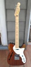 Squier Classic Vibe Series '69 Telecaster Thinline Mahogany 5.75 lbs