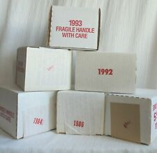 Campbell's Soup GRAB BAG CHRISTMAS ORNAMENTS - NEW IN BOX UNOPENED-BUY 1 or 5