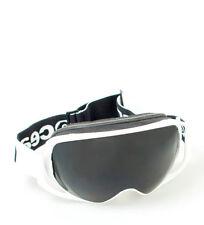Ocean Sunglasses - gafas de nieve Lost blanco con cristal Smoke