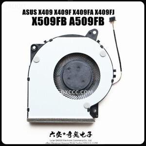 Laptop ASUS X409 X409F X409FA X409FJ X509FB A509FB CPU COOLING FAN