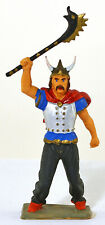 Starlux Gaul - War Trumpet in Cuirass - 60mm painted soldier - Only 3 remain!