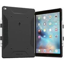 Black Poetic QuarterBack Smart Keyboard +Pencil Holder Case for iPad Pro 12.9