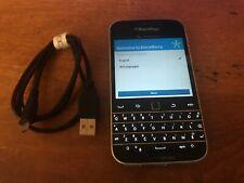 BlackBerry Classic - 16Gb - Black Unlocked Smartphone