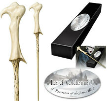 LORD VOLDEMORT`s WAND / ZAUBERSTAB - HARRY POTTER - THE NOBLE COLLECTION