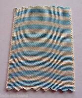Petit ruban 50 x 37 mm pour confection de rappel, médaille du Levant.