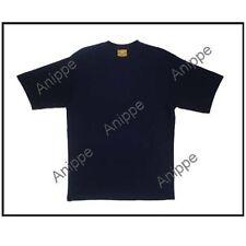 New Egyptian Cotton Plain Navy Blue T Shirt Undershirt Navy Blue T Shirt Large