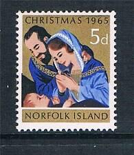 Norfolk Is 1965 Christmas SG 59 MNH