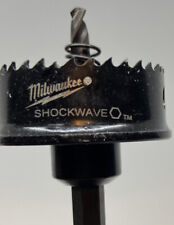 Milwaukee 49 56 9830 1 38 In Thin Wall Shockwave Hole Saw In Stock