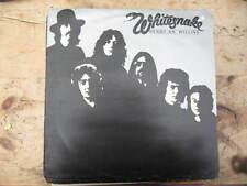 WHITESNAKE Ready An' Willing UNITED ARTISTS 1980