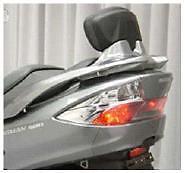 Genuine Suzuki Burgman 400 K7-L1 2007-2011 Backrest Oort Grey Met
