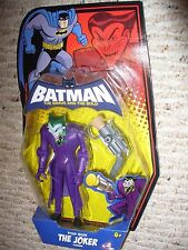 "Batman The Brave and the Bold - Pop Gun The Joker 5"" Action Figure - dated 2009"