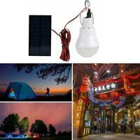 Tragbare Solarstrom-LED-Lampe 130LM Solarpanel Anwendbare Außenbeleuchtung B4Y4