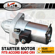 Brand New Starter Motor for HONDA CR-V RD engine K24A1 2.4L Petrol 2001-2007