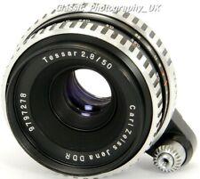 Carl ZEISS Jena TESSAR 2.8/50 Prime Lens for EXAKTA 35mm SLR & DIGITAL Micro 4/3
