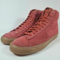 Nike Mens Blazer Mid 77 Suede Shoes Light Redwood Gum CI1172 800 Multiple Sizes