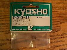 74313-29 Rotor Spring - Kyosho GT12 GT15 GT16 Nitro Engine