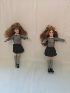 Hermione Granger & Ginny Wizelly doll, Harry Potter Figures