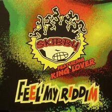 Skibby Feel my riddim (1995, feat. King Lover) [Maxi-CD]
