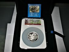 Australia 2011-P $8 5 oz Fine Silver Koala PF70 Ultra Cameo NGC 1st Yr of Issue