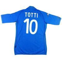 2002 Italia Maglia Home #10 Totti  XXL (Top)  SHIRT MAILLOT TRIKOT