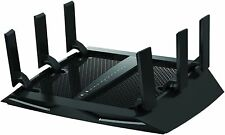 New Netgear Nighthawk X6 R7900-100NAS AC3000 Tri-Band Wi-Fi Router 3.0Gbps Speed