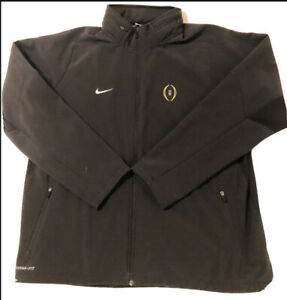 NIKE - Therma-Fit Sport Active Football Jacket - Black - Men's Size XXL - NICE