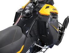 Skinz Protective Gear Sckp400-Bk Knee Pads Ski Doo