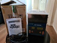 gt sonic ultrasonic cleaner brand new in box