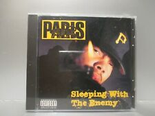 Sleeping with the Enemy by Paris (Rap #1) (CD,1992,Scarface) Brand New