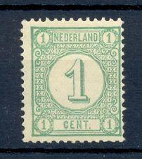 NEDERLAND 1876 CIJFER   NVPH # 31  CW €100  PF PR EX  ( mist 1 tandje)
