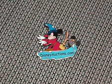 Disney Auctions Pin - Sorcerer Mickey Mouse Fantasia LE 2500