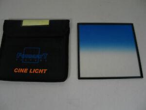 """FORMATT 6,6""""x6,6"""" Blue 2 Soft Verlauf Filter mit Schutztasche, gebraucht"""