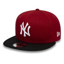 NEW ERA 9FIFTY MLB COTTON BLOCK NEW YORK YANKEES NY SNAPBACK CAP GORRA 12122745