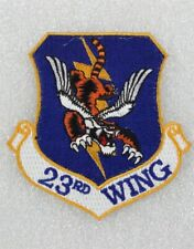 USAF Air Force Patch: 23rd Wing