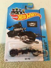 New 2013 Hot Wheels City Bat-Pod