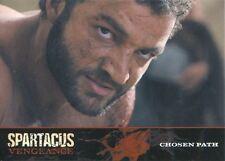 Spartacus Vengeance Episode Synopsis Base Card E16