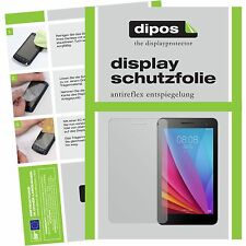 2x Huawei Mediapad T1 7.0 Schutzfolie matt Displayschutzfolie Folie dipos