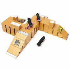 [NEW] Skate Park Ramp Parts Tech Deck Fingerboard Finger Board Ultimate Parks 92
