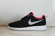 Nike Roshe Run X Size? UK Urban Safari Black Pink Grey 511881-008 10  rosherun