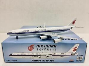 Aviation 1:400 Air China AIRBUS A340-300 B-2389 AV4004