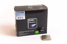 AMD Phenom II Black Edition X4 940 3GHz Quad-Core & AMD Heat Sink Fan